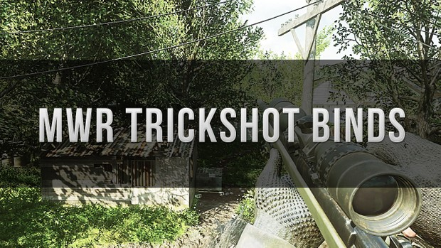 MWR Trickshot Binds for Console