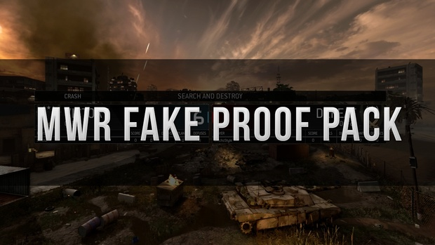 MWR Fake Proof Pack