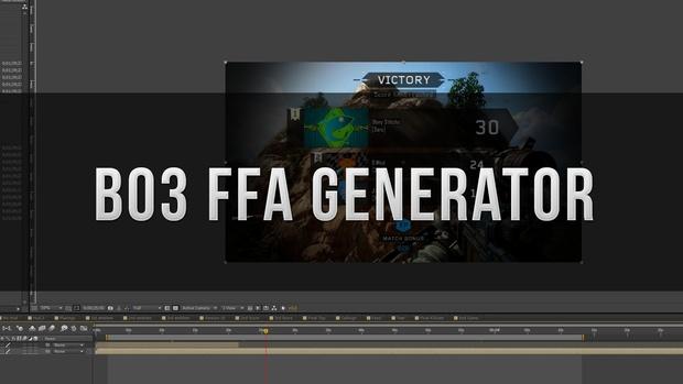 BO3 FFA Killcam Generator