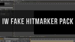 Fake IW Hitmarker Pack