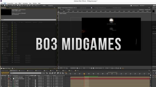 Black Ops 3 Midgames/Spawnshots Faking Pack