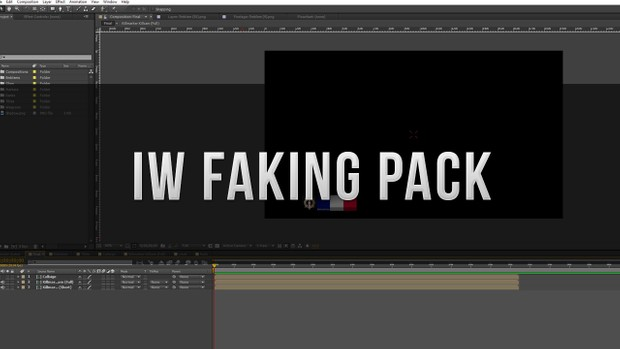 IW Clip Faking Pack