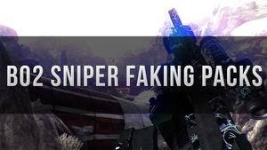 Bo2 Sniper Clip Faking Pack