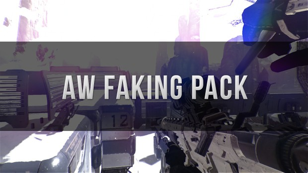 AW Faking Pack