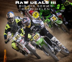 RAW DEALS 03: AMA BIG SIX SERIES - GLEN HELEN, CA (Apple devices only)