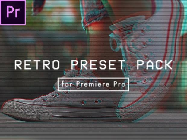 Retro Preset Pack - Austin Newman