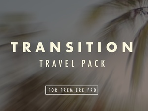 Travel Film Transition Pack (4 Transitions)