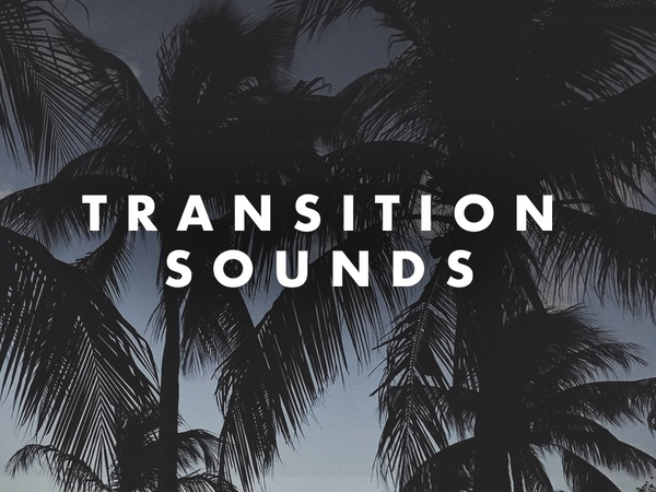 Transition Sound Pack (Collection of 6)