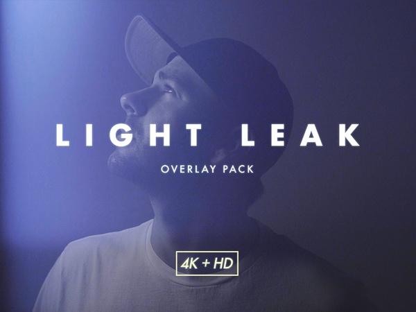 Vintage Light Leak Pack (4K + HD)