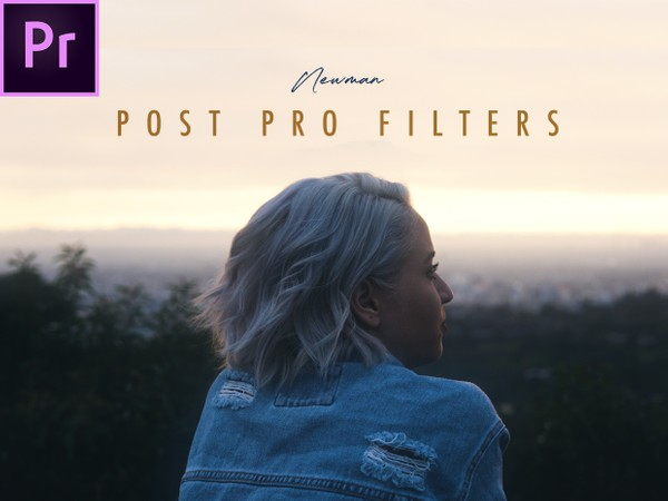 Post Pro Filters (90's and Vintage Effect)