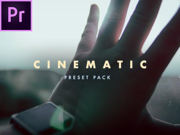 Cinematic Preset Pack