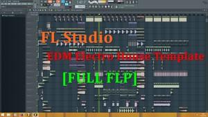 JANIS - FL Studio - EDM Electro House Template [FULL FLP]