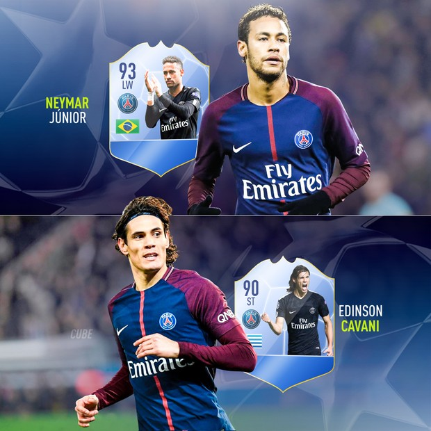 CHAMPIONS LEAGUE 2 Players Edit