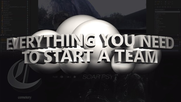 All you need to start a Team