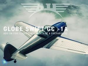 Aeroplaneheaven Globe Swift Add-on