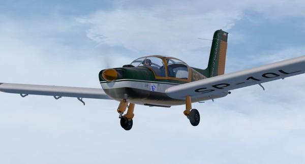 Aeroplaneheaven Socata MS893 - P3DV4.4+ ( PBR )