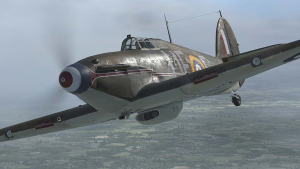 Aeroplaneheaven Hurricane MK1 Bundle