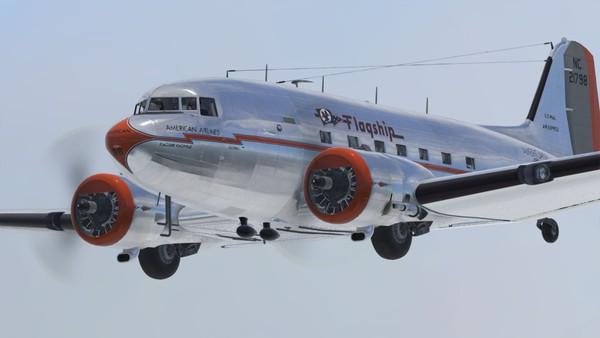 Aeroplaneheaven Douglas DC-3 Dakota