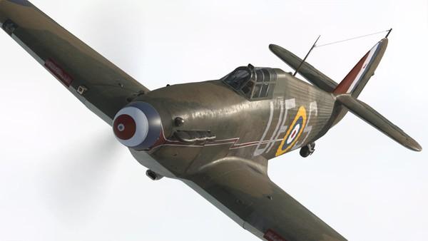 Aeroplaneheaven Hurricane MK1 P3DV4 PBR
