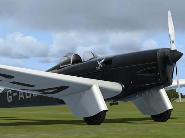 Aeroplaneheaven Miles Hawk Speed Six