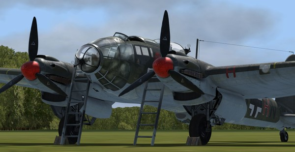 Aeroplaneheaven Heinkel He-111 P2 - Bundle ( All simulators )