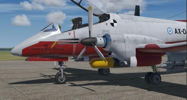Ctrl-ezy FMA IA-58 Pucará P3D