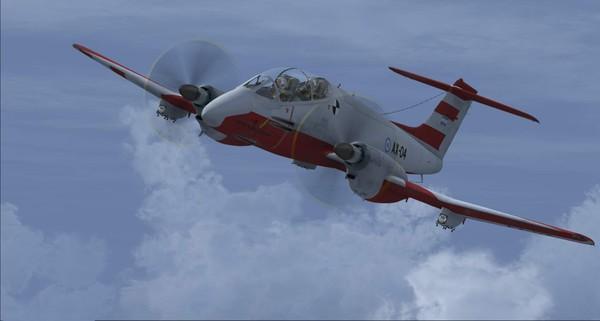 Ctrl-ezy FMA IA-58 Pucará FSX