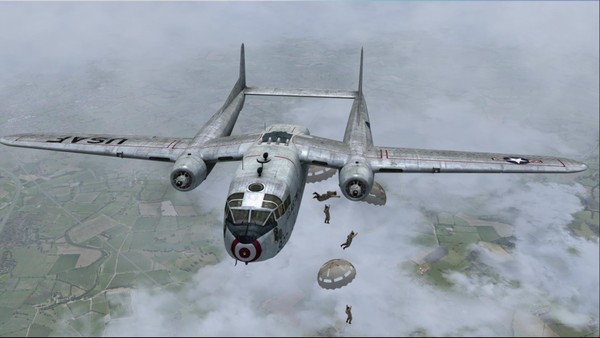 Aeroplaneheaven Fairchild C-119 ' The Flying Boxcar '
