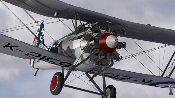 Aeroplaneheaven Bristol Bulldog Mk2A