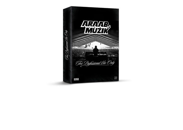 araabMUZIK  FOR PROFESSIONAL USE ONLY &  Electronic Dream  License Lounge Drumkits (FREE)
