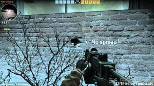 No recoil macro for CS:GO