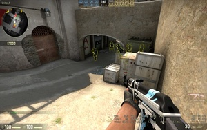 No recoil macro for CS:GO - Hacked By X6E