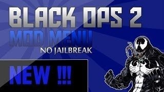 BLACK OPS 2 XBOX 360 MOD MENU [NO JTAG/RGH]