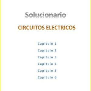 Solucionario de Circuitos Eléctricos de Joseph A. Edminister - TOMO I