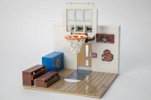 Teen Wolf - Basketball Court Instructions