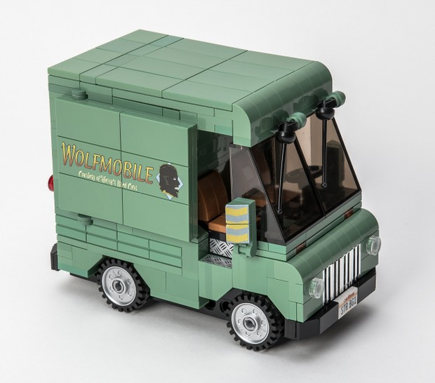 Teen Wolf - Wolfmobile instructions
