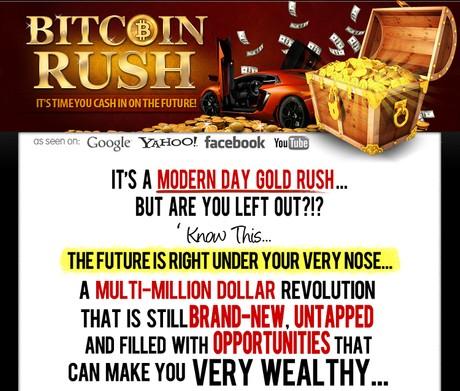Bitcoin Rush - 12 Training Videos PLUS Extra Crypto Wallet Training PDF's and a FREE Crypto Bundle