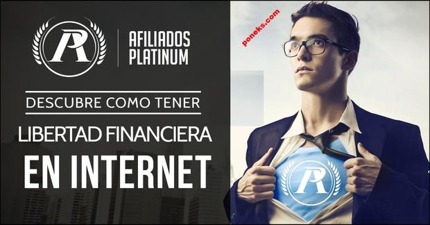 Afiliados Platinum 100%