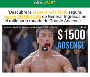 SenseCash PRO 2.0 - COMPLETO 100% + BONOS 2017