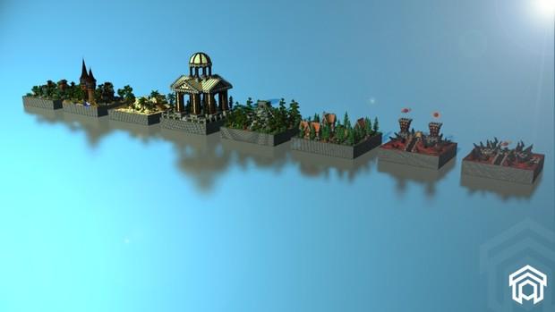 [Minecraft] HCF Pack 2
