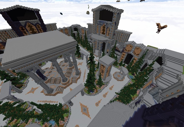 [Minecraft] Nice Lobby