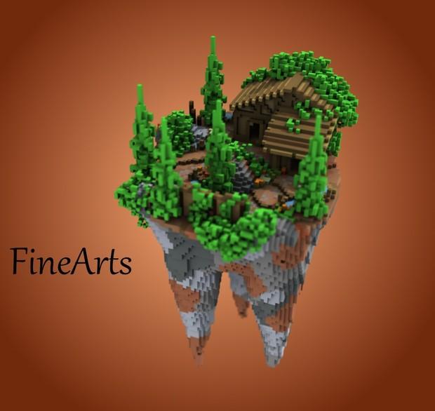 [Minecraft] PVP Arenas (27) + HUB  ( 17 Arenas PVP + 7 Medium Arenas + 3 large Arenas PVP + Hub )
