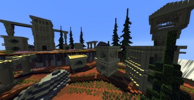 [Minecraft] Waiting Lobby