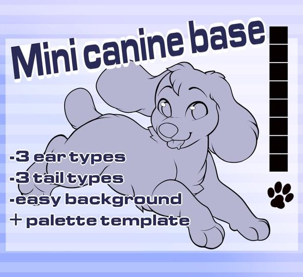Mini Canine Base! [P2U]