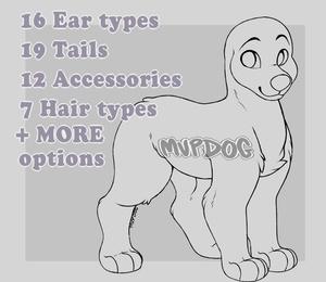 [P2U] Puppy Base Pack