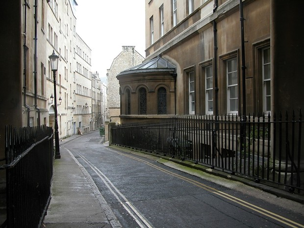 Catalog of the Most-Loved Places V44 Bath - Milsom Street to Parsonage Lane