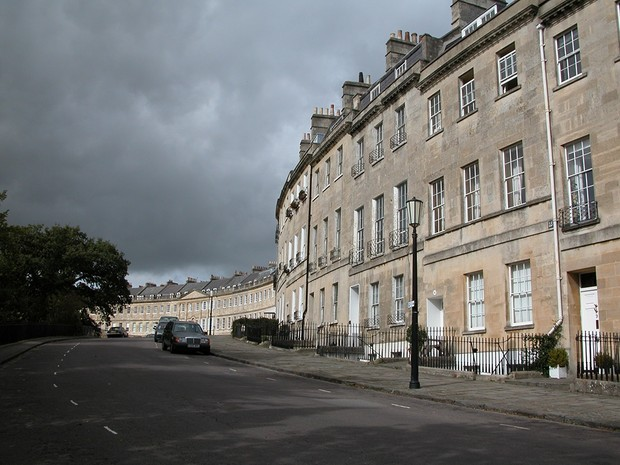 Catalog of the Most-Loved Places V43 Bath - Great Pulteney Street to New Street