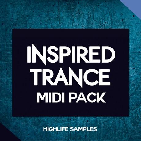 HighLife Samples Inspired Trance Midi Pack