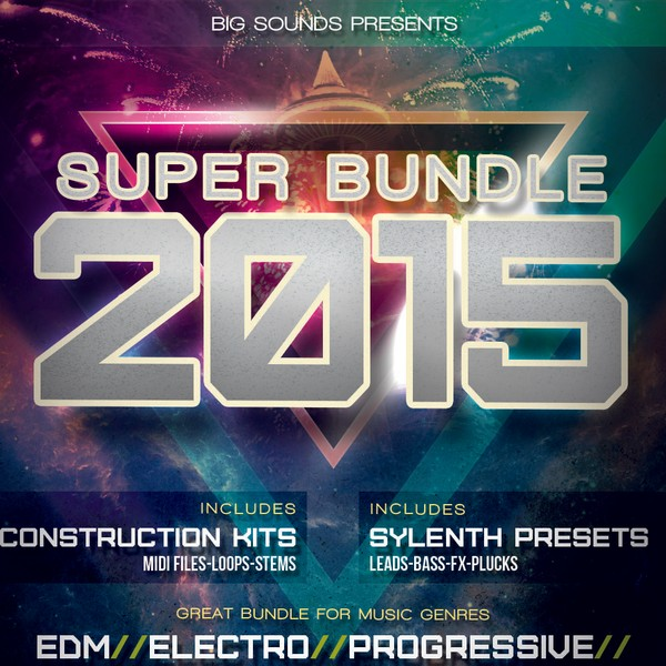 Big Sounds Super Bundle 2015