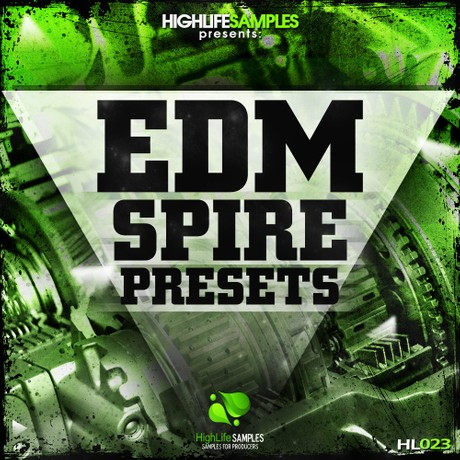 EDM Spire Presets